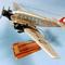 maquette d'avion Junkers Ju.52 - Lufthansa XI Olymp - 42 cm Pilots' Station