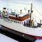 détail maquette de bateau, voilier, runabout Korsholm III - 60 cm Old Modern Handicrafts