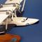 détail maquette d'avion Latécoère Laté.300 - Croix du Sud - 37 cm Pilot's Station