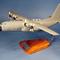 maquette d'avion transport quadrimoteur Lockheed C-130H Hercules  - 2/61 Franc-Comt - 38 cm Pilot's Station 138.00 € ttc
