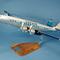 maquette d'avion commercial quadrimoteur Lockheed L-1649A Starliner Luxair LX-LGY Pilot's Station 144.00 € ttc