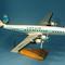 détail maquette d'avion Lockheed L-1649A Starliner Luxair LX-LGY Pilot's Station