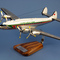 maquette d'avion Constellation L-749  Royal Air Maroc CN-CCN - 53 cm Pilots' Station
