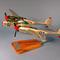 Lockheed P-38.J Lightning  Marge  R.Bong - 38 cm 138.00 € ttc