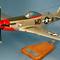 North American P-51.D Mustang - Ridge Runner III - USAAF - 48 cm 138.00 € ttc