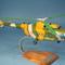 détail maquette d'avion Mil Mi-8T Hip - 46 cm Pilot's Station