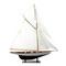 maquette de bateau, voilier, runabout Moonbeam - 75 cm Kiade