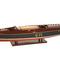 maquette de bateau, voilier, runabout Rainbow IV - 50 cm Kiade