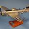 maquette d'avion Republic P-47.D Thunderbolt - USAAF - 42 cm Pilots' Station