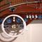 détail maquette de bateau, voilier, runabout Riva Aquarama 1/10 - 82 cm - Licence Officielle Riva Kiade
