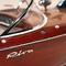 détail maquette de bateau, voilier, runabout Riva Ariston 1/27e - 25 cm - Licence Officielle Riva Kiade