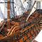 détail maquette de bateau, voilier, runabout Royal Louis - (coque 80 cm) Old Modern Handicrafts