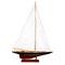 maquette de bateau, voilier, runabout grand voilier America Cup Shamrock V - 75 cm Kiade 1070.00 € ttc
