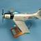 maquette d'avion Skyraider AD-4N  1/20 Aurès- 48 cm Pilots' Station