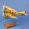 maquette d'avion Spad VII - Cne Fonck - 46 cm Pilots' Station