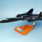 maquette d'avion observation biréacteur Lockheed SR.71 A Blackbird -NASA - 43 cm Pilot's Station 138.00 € ttc
