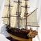 détail maquette de bateau, voilier, runabout Superbe coque bois (coque 80 cm) Old Modern Handicrafts