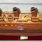 détail maquette de bateau, voilier, runabout Titanic - 80 cm bois naturel Old Modern Handicrafts