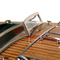 détail maquette de bateau, voilier, runabout Typhoon - 92 cm Kiade
