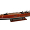 maquette de bateau, voilier, runabout Typhoon - 50 cm Kiade