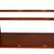 détail maquette de bateau, voilier, runabout Vitrine grand modèle Kiade