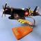 maquette d'avion Vought F-4U7 Corsair - Flottille 12.F - 38 cm Pilots' Station