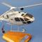 détail maquette d'helicoptère AS.555 Fennec Armée air Pilot's Station