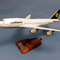 Boeing 747-400 Lufthansa - 47 cm 144.00 € ttc