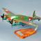 maquette d'avion Breguet 693 - F.A.F - 48 cm Pilots' Station