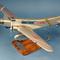 maquette d'avion Couzinet 70 - Arc en Ciel - 52 cm Pilots' Station