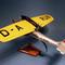 détail maquette d'avion Dornier Do-18 D2  D-ARUN - 49 cm Pilot's Station