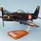 maquette d'avion Grumman F-8F Bearcat - II/8 Languedoc - 47 cm Pilots' Station