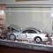 détail tableau 3d Garage auto - sous verre Patrick Richard