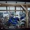 détail tableau 3d Garage moto Patrick Richard