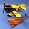 maquette d'avion course monomoteur Granville Gee Bee Z Model - Racer - 34 cm Pilot's Station 138.00 € ttc