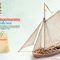 bateau à assembler San Juan Nepomuceno (canot du capitaine) Artesania Latina 36.00 € ttc