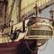 détail bateau à assembler H.M.S Bounty 1783 - Kit Artesania Latina