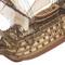 détail bateau à assembler Santa Ana 1784 - Kit Artesania Latina