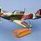 Hurricane MK.IIC - K.M Kuttlewascher N°1 Sqn RAF 138.00 € ttc