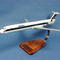 McDonnell Douglas MD-82 Alitalia - 45 cm 144.00 € ttc