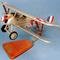 maquette d'avion Nieuport 17 - N1531 Vieux Charles IV- 49 cm Pilots' Station