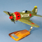 maquette d'avion Polikarpov I.16 Rata Type 17- 26 cm Pilots' Station