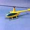 maquette d'helicoptère civil Robinson R-44 - Civil - 34 cm Pilot's Station 138.00 € ttc