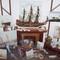 détail tableau 3d Salon du Navigateur Patrick Richard