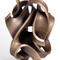 mathematical sculpture Antipot Bathsheba Grossman 461.00 € vat incl.