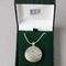 Simbolica jewelry pendant glyph Aztec Calender (silver pendant) Simbolica 59.20 € vat incl.