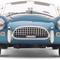 détail miniature de voiture Cobra 289 1963 (Exoto 18127) Exoto