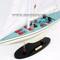 détail maquette de bateau, voilier, runabout Courageous - 60 cm Gia Nhien