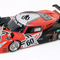 détail miniature de voiture Lexus Riley  Shank Racing  2ème Daytona 2006 Challange