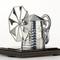 Windmill (moulin à vent) pour moteurs Stirling Bohm - base noire 124.00 € ttc